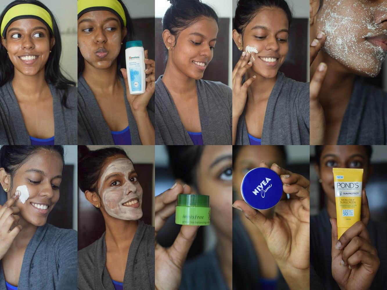 I Tried the 12-Step Korean Skin Care Routine On My Dark Skin